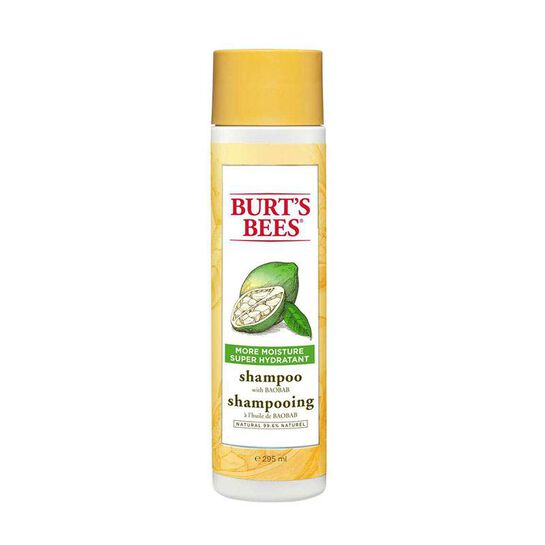 Burt's Bees More Moisture Baobab Shampoo 295ml, , large