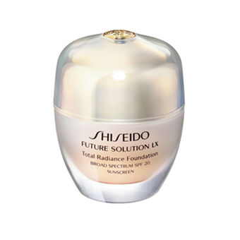 Shiseido Future Solution LX Total Radiance Foundation SPF 20, , large