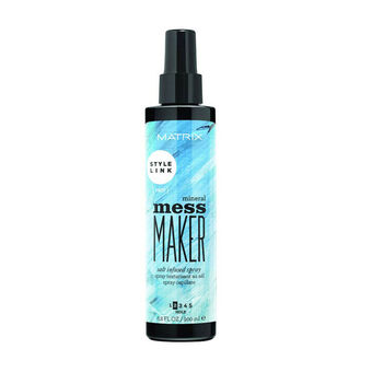 Matrix Style Link Mineral Mess Maker Salt Spray 200ml, , large
