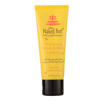 The Naked Bee Grapefruit Blossom Honey Hand & Body Lotion, , large
