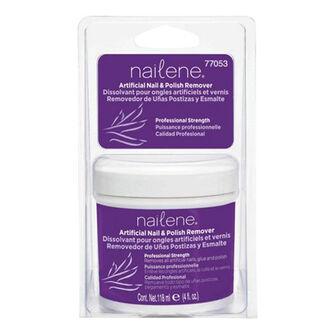 Nailene Artificial Nail & Polish Remover 118ml, , large
