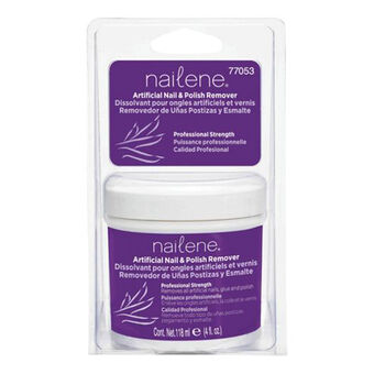 Nailene Artificial Nail & Polish Remover 118ml, , large
