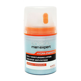 L'Oreal Men Expert Hydra Energetic Daily Moisturiser 50ml, , large