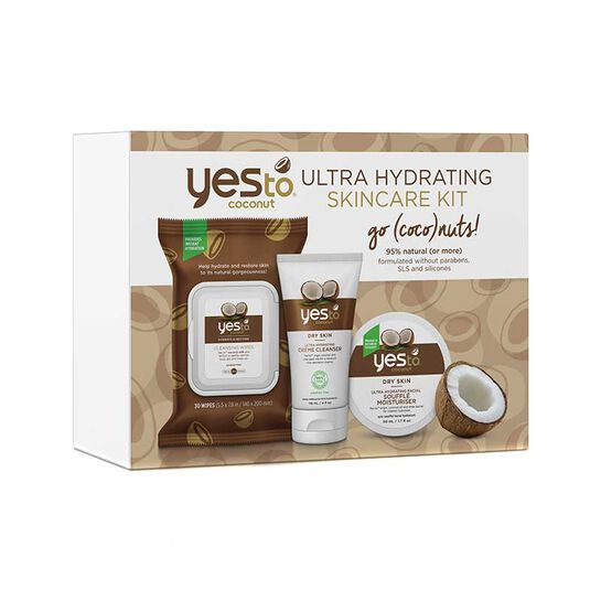 Yes To Coconuts Ultra Hydrating Gift Set, , large