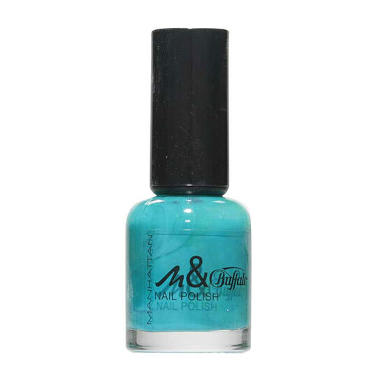 Manhattan M & Buffalo Nail Polish 8ml, , large
