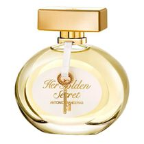 Antonio Banderas Her Golden Secret EDT Spray 80ml, , large