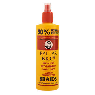PALTAS BKC - Medicated Anti Dandruff Conditioner Braid Spray, , large