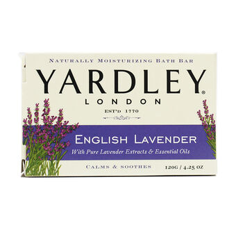 Yardley English Lavender Soap 120g, , large