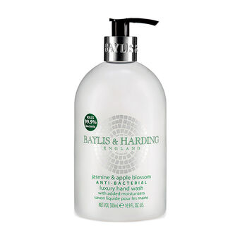 Baylis & Harding Jasmine & Apple Blossom Hand Wash 500ml, , large