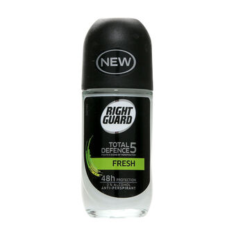 Right Guard Total Defence 5 Fresh Roll on 50ml, , large