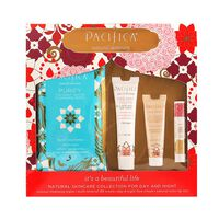 Pacifica Natural Skincare Collection Day & Night Gift Set, , large