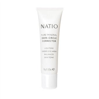 Natio Cosmetics Pure Mineral Dark Circle Corrector, , large
