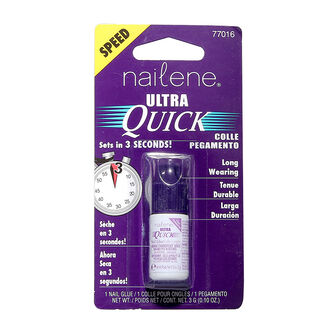 Nailene Ultra Quick Nail Glue, , large