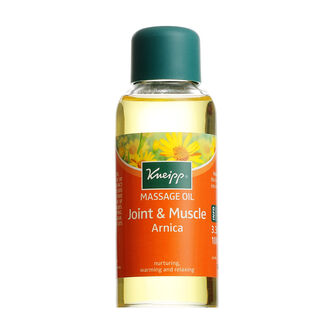 Kneipp Arnica Joint & Muscle Massage Oil 100ml, , large