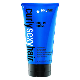 Sexy Hair Curly Curling Creme 150ml, , large