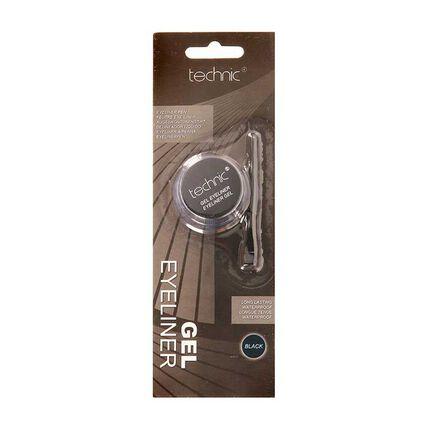 Technic Waterproof Gel Eyeliner & Brush, , large