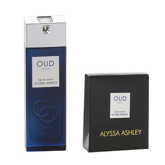 Alyssa Ashley Oud Pour Lui Eau de Parfum 100ml + Free Gift, , large