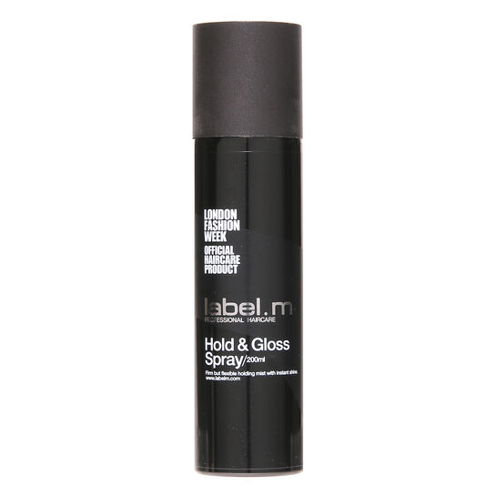 Label M Hold & Gloss Spray 200ml, , large