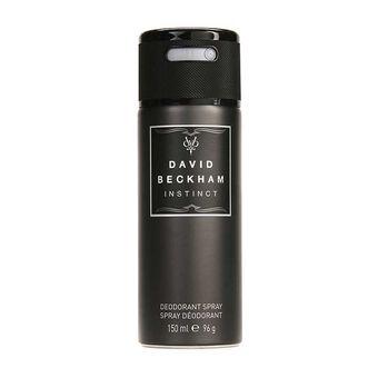 Beckham Instinct Deodorant Spray 150ml, , large