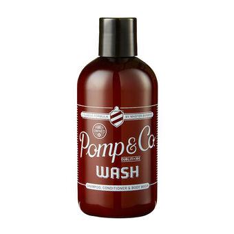 Pomp & Co Regular Hair, Body & Beard Wash 250ml, , large