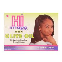 Hi Image No Lye Creme Relaxer Super/Coarse 1 App, , large