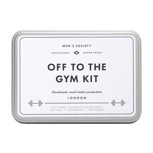 Men's Society Off To The Gym Kit, , large