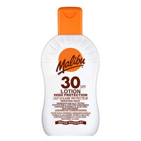 Malibu Sun Protection Lotion SPF30 200ml, , large