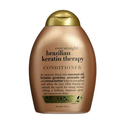 Organix Brazilian Keratin Therapy Conditioner 385ml, , large
