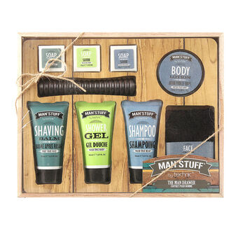 Technic Man'stuff The Man Drawer Gift Set, , large