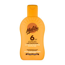 Malibu Sun Protection Lotion SPF6 200ml, , large