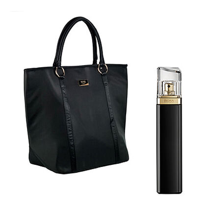 BOSS Nuit Pour Femme Eau de Parfum Spray 75ml With Gift, , large