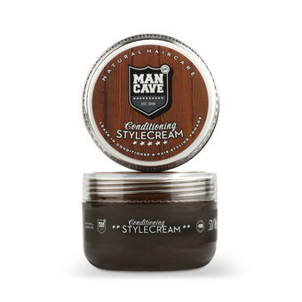 ManCave Conditioning style Cream 75ml, , large