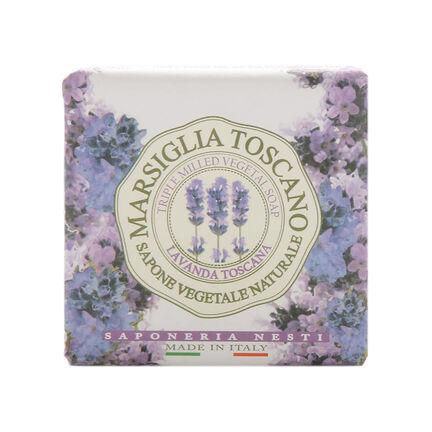 Nesti Dante Marsiglia Toscano Lavanda Toscana Soap 200g, , large