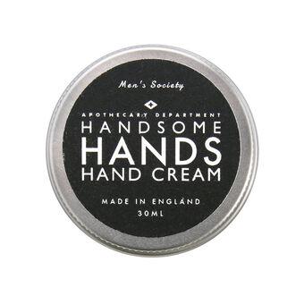 Men's Society Handsome Hand Cream 30ml, , large