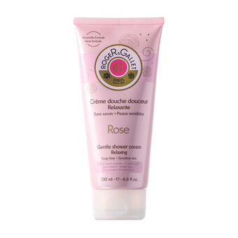 Roger & Gallet Rose Shower Gel 200ml, , large