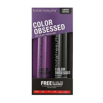 Matrix Total Results Colour Obsessed Gift Set 2x 300ml, , large