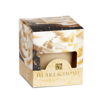 Heart & Home Votive Candle Caramel Cupcake 57g, , large
