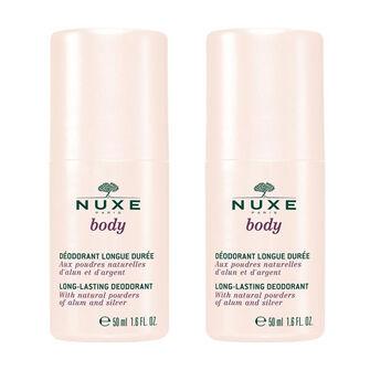NUXE Body Duo Deodorant 2x50ml, , large