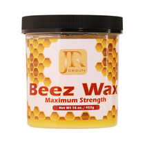 JR Beauty Beez Wax Maximum Strength 452g, , large