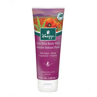 Kneipp Pure Bliss Body Wash Red Poppy & Hemp 200ml, , large