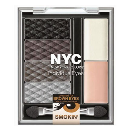 NYC IndividualEyes Smokin Custom Compact, , large