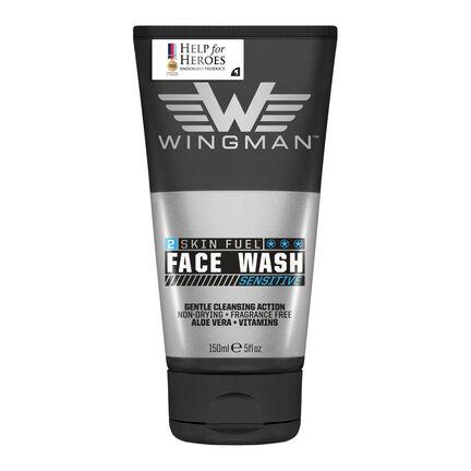 Wingman Sensitive Moisturiser 100ml, , large