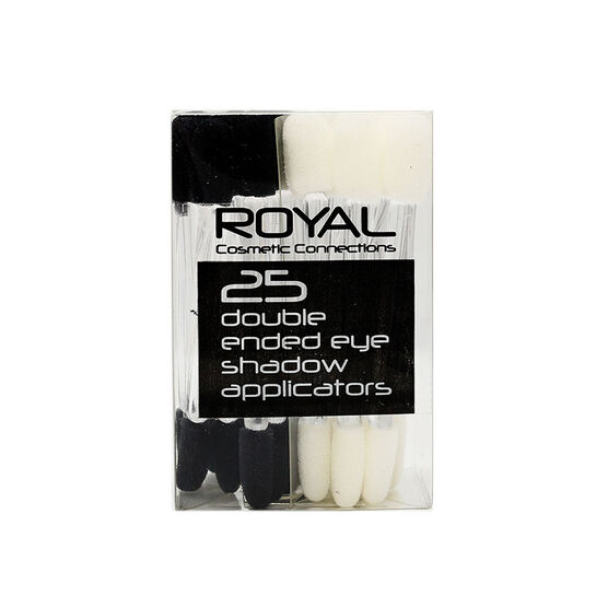 Royal 25 Double Ended Eyeshadow Applicators, , large