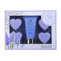 Grace Cole Tranquil Times Lavender  Charming Hand Collection, , large
