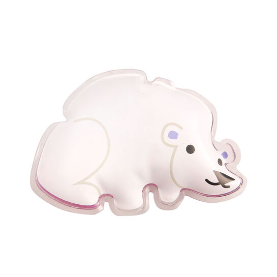 Bath Time Adventures Polar Bear Bath Gel Peach 50ml, , large
