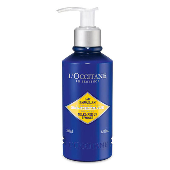 L'Occitane Immortelle Harvest Milk Makeup Remover 200ml, , large