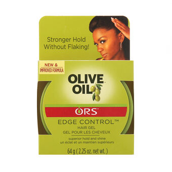 ORS Olive Oil Edge Control Hair Gel 64g, , large