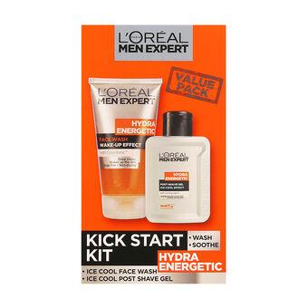 L'Oréal Men Expert Kick Start Kit 150ml, , large