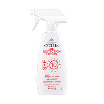 Cyclax Sun Protection Lotion Spray SPF10 250ml, , large