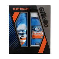 Gillette Sport Triumph Gift Set 70g, , large